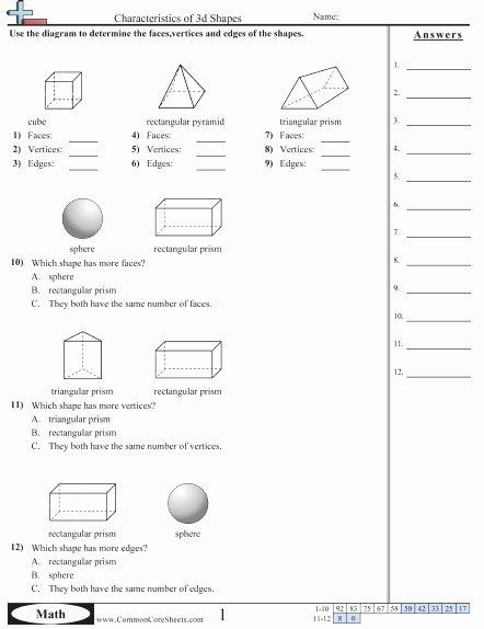 2 Dimensional Shapes Worksheet Lovely Shapes Worksheets