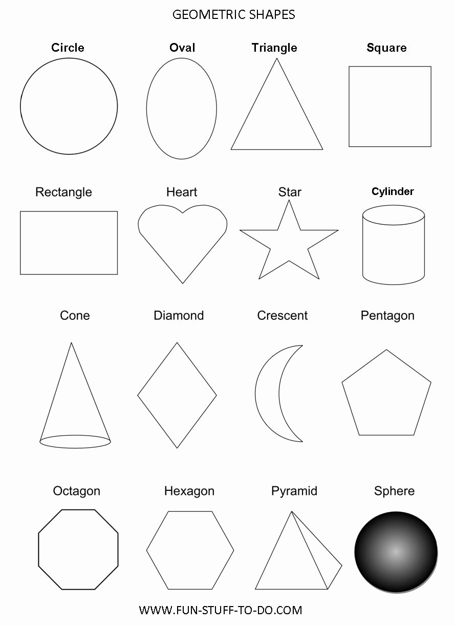 2 Dimensional Shapes Worksheet Luxury 12 Best Of 2 and 3 Dimensional Figures Worksheets