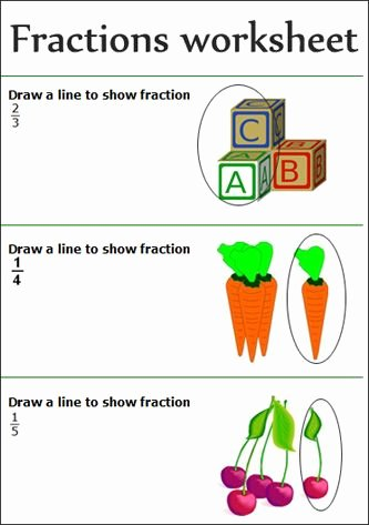 2nd Grade Fractions Worksheet Awesome Fractions Worksheets Free Printable Primary School Show