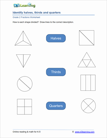 2nd Grade Fractions Worksheet Fresh 2nd Grade Fractions Worksheets