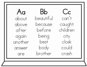 2nd Grade Sight Words Worksheet Lovely 2nd Grade Sight Words Sight Words Reading Writing