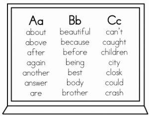 2nd Grade Sight Words Worksheet Lovely 2nd Grade Sight Words Sight Words Reading Writing