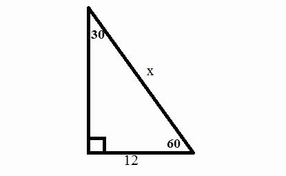 30 60 90 Triangles Worksheet Fresh Quiz & Worksheet 30 60 90 Triangles