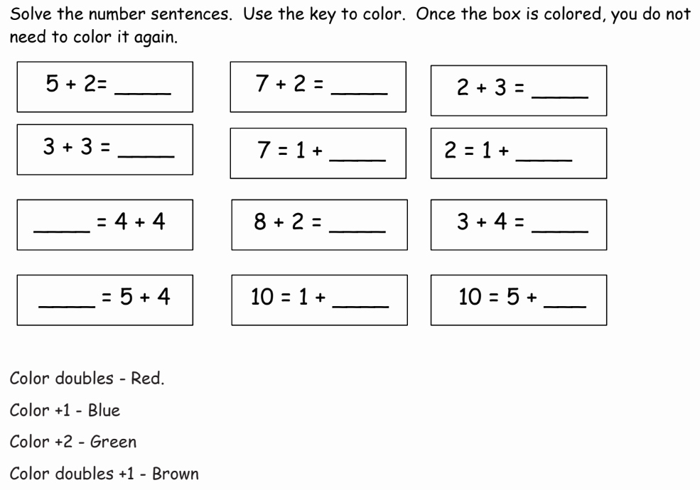4.4 Biomes Worksheet Answers Awesome Fluency with Facts to 10 Examples solutions Videos
