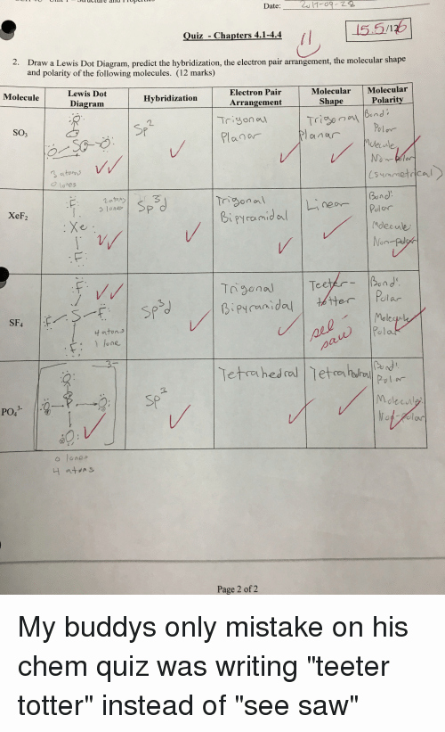 4.4 Biomes Worksheet Answers New Date Quiz Chapters 41 44 2 Draw A Lewis Dot Diagram