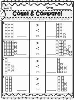 4 Nbt 1 Worksheet Inspirational 1 Nbt 3 Paring Numbers by Alana Hutter