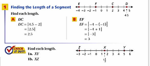 5.8 Special Right Triangles Worksheet Best Of 1 2 Measuring and Constructing Segments themath