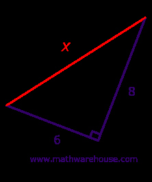 5.8 Special Right Triangles Worksheet Best Of Lt1 Lesson 1 Axl Academy Middle School Math