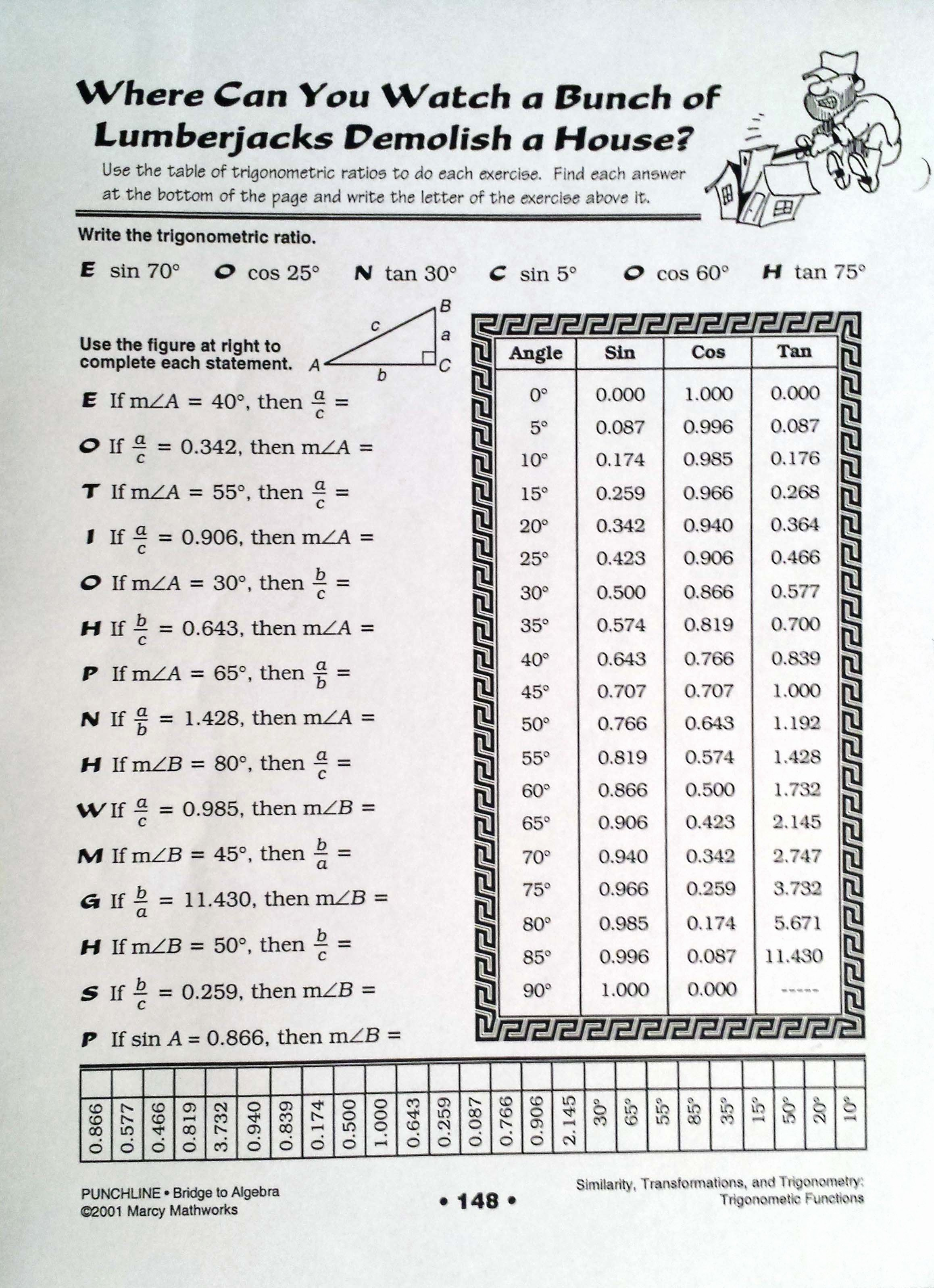 5.8 Special Right Triangles Worksheet Inspirational Mrs Garnet Mrs Garnet at Pvphs