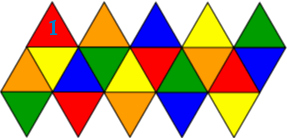 5.8 Special Right Triangles Worksheet Luxury Colors Coloring Individual Triangles In A Triangle Mesh