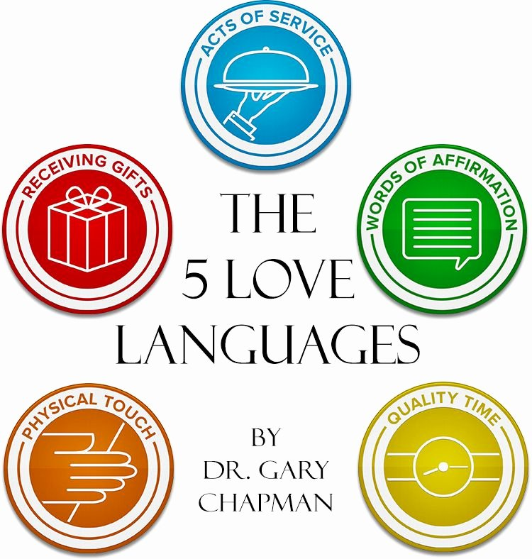 5 Love Languages Worksheet Fresh the Five Love Languages the Five Love Languages