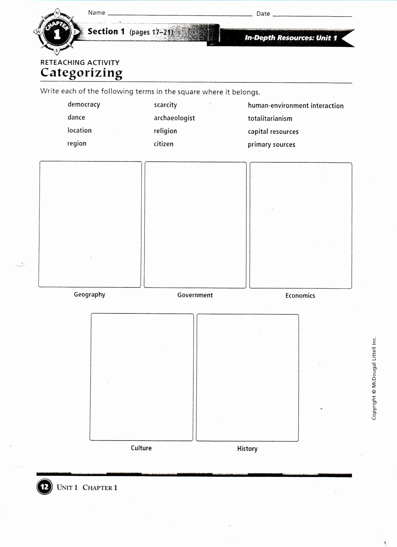5 themes Of Geography Worksheet Lovely Geography Worksheet New 671 Five themes Of Geography