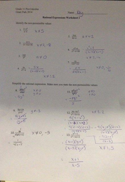 6.3 Biodiversity Worksheet Answers Elegant Grade 11 Pre Calculus Mundleclass