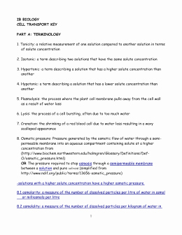 7.3 Cell Transport Worksheet Answers New Studylib Essys Homework Help Flashcards Research