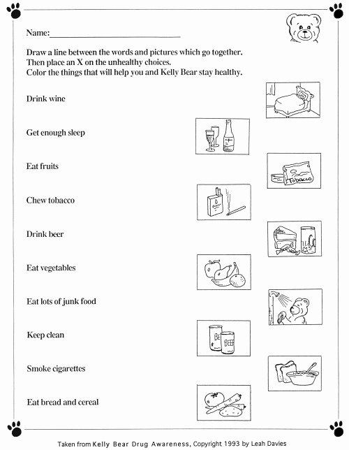 7 Habits Worksheet Pdf Beautiful 16 Best Of 7 Habits Worksheets Pdf Daily Routine