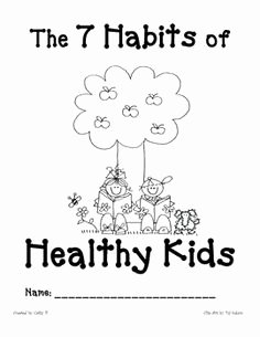 7 Habits Worksheet Pdf Beautiful 17 Best Of Worksheet the Seven Habits 7 Habits