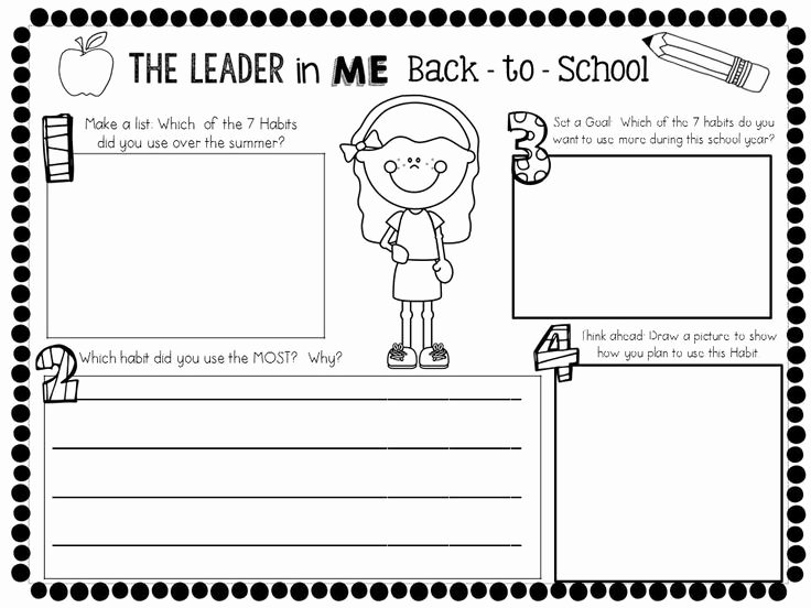 7 Habits Worksheet Pdf Luxury 1096 Best Images About Seven Habits Happy Children On