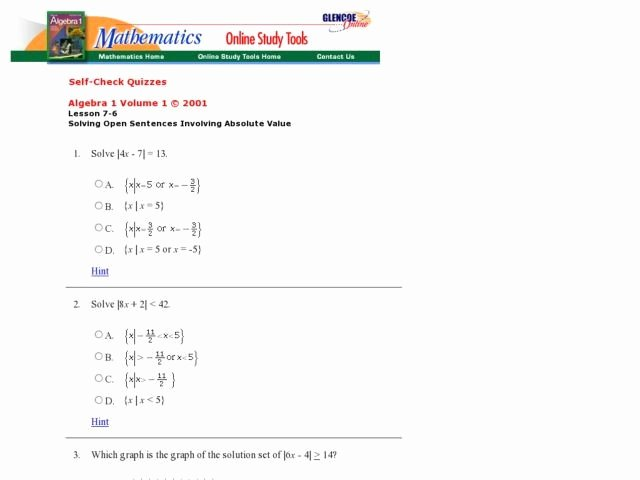 Absolute Value Worksheet Pdf Awesome 22 Algebra 2 Function Operations and Position Worksheet