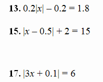 Absolute Value Worksheet Pdf Lovely Absolute Value Equations Worksheet Pdf and Answer Key