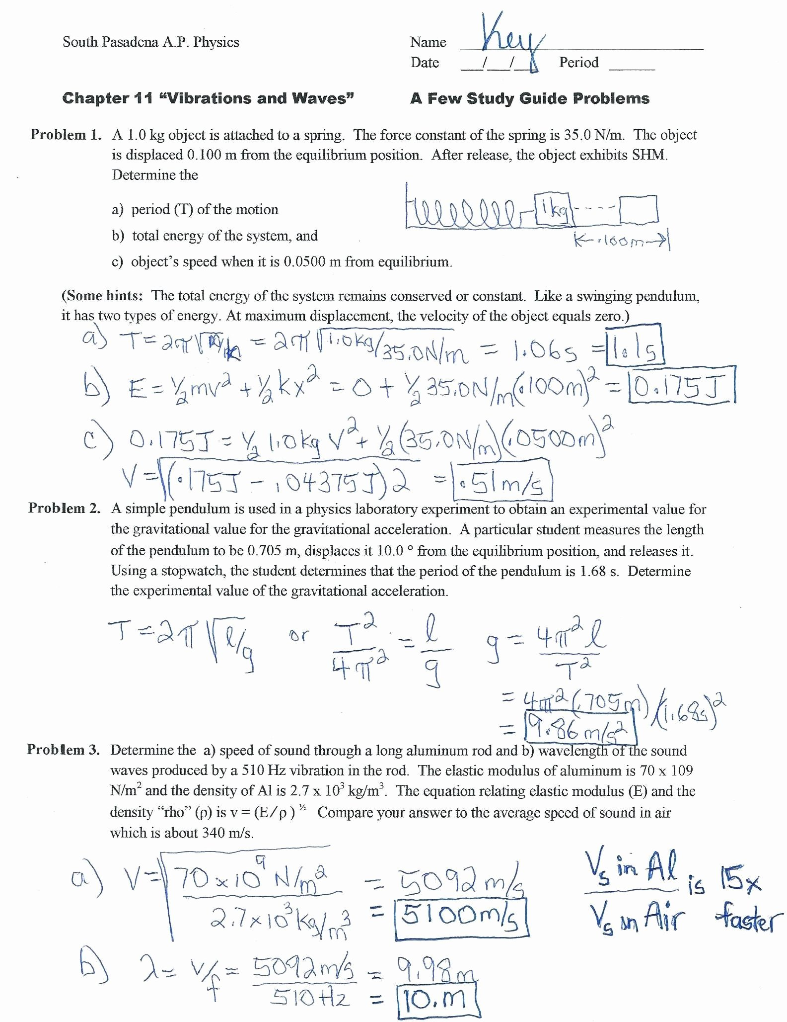 Acceleration Practice Problems Worksheet New Unit Vi Worksheet 3 Projectile Motion Problems Answers