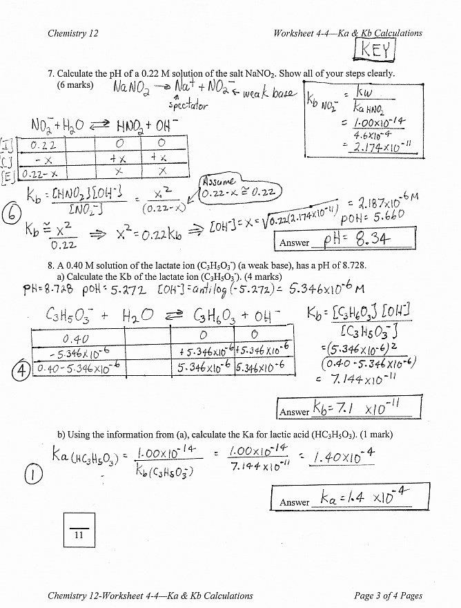 Acids and Bases Worksheet Answers Inspirational Acids and Bases Worksheet Answers