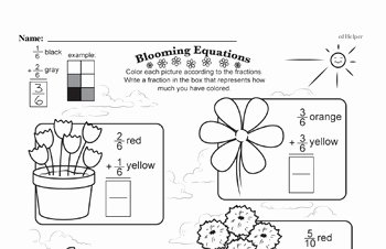Adding Fractions Worksheet Pdf Elegant Free Fourth Grade Fractions Pdf Worksheets