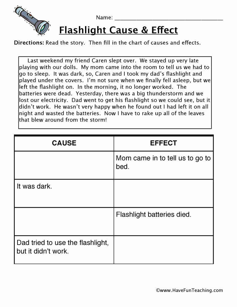 Affect Vs Effect Worksheet Beautiful Affect Vs Effect Worksheet
