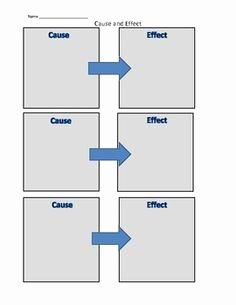 Affect Vs Effect Worksheet Beautiful Free Here is A Fantastic Cause and Effect Worksheet From