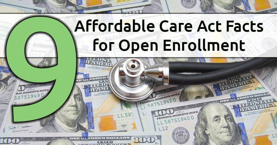 Affordable Care Act Worksheet Fresh 9 Affordable Care Act Facts to Know for Open Enrollment