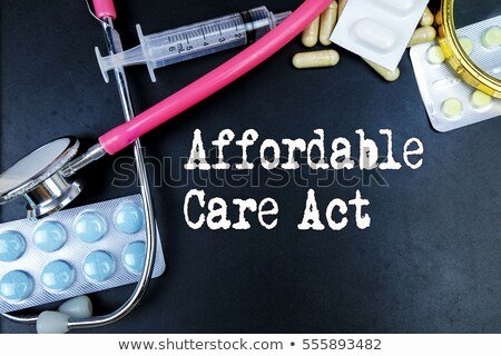 Affordable Care Act Worksheet Luxury Affordable Care Act Stock Royalty Free
