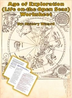 Age Of Exploration Worksheet Inspirational 1000 Images About Explorers and Colonization Lesson Plan