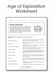 Age Of Exploration Worksheet Inspirational Best 25 social Stu S Worksheets Ideas On Pinterest