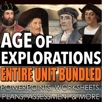 Age Of Exploration Worksheet Inspirational Lesson Plan Ninja Teaching Resources