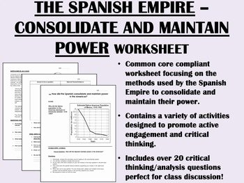 Age Of Exploration Worksheet Unique Impact Of Spanish Conquest Worksheet Age Of Exploration