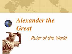 Alexander the Great Worksheet Inspirational Alexander the Great Powerpoint and Worksheet by