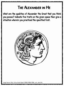 Alexander the Great Worksheet Lovely Alexander the Great Facts & Worksheets