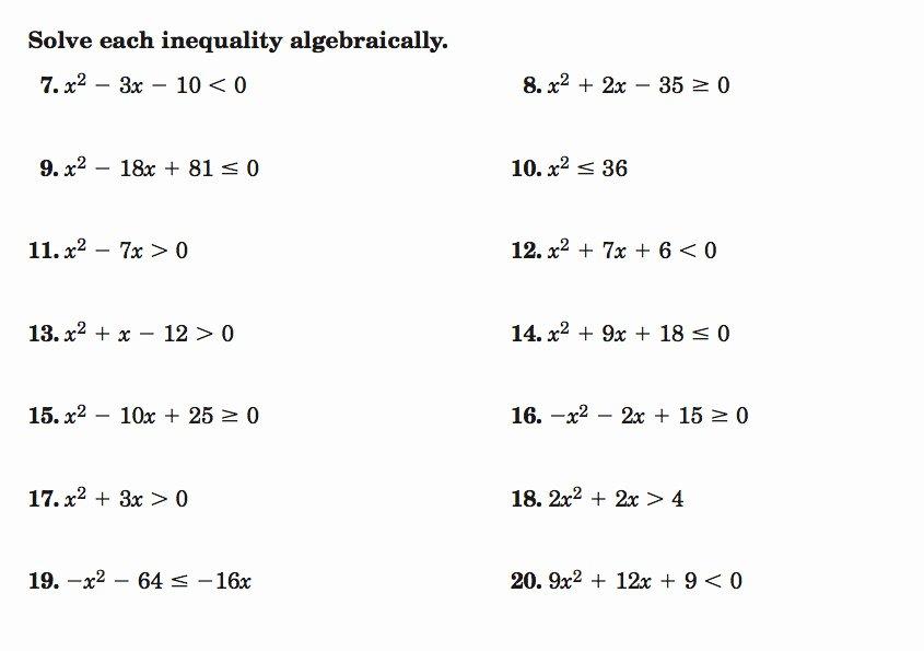 Algebra 1 Factoring Worksheet Elegant Factoring Quadratic Equations Worksheet