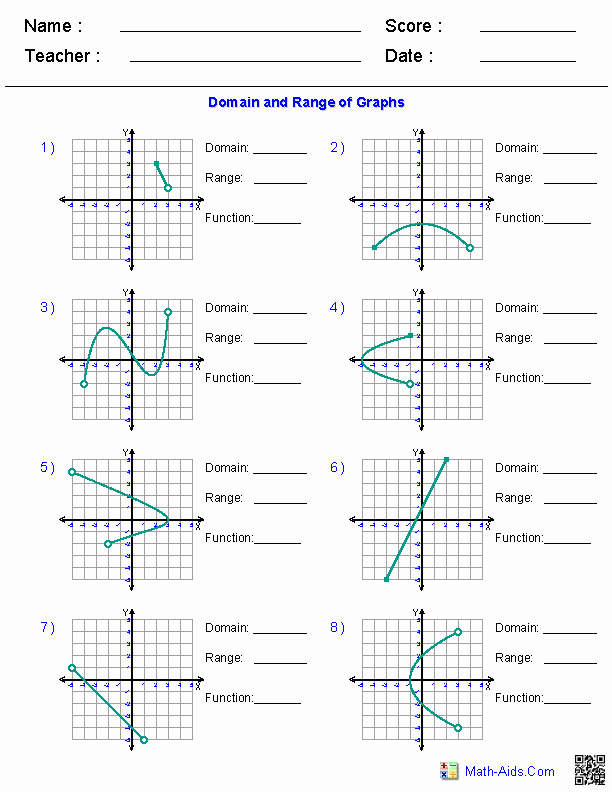 Algebra 1 Functions Worksheet Best Of Algebra 1 Worksheets