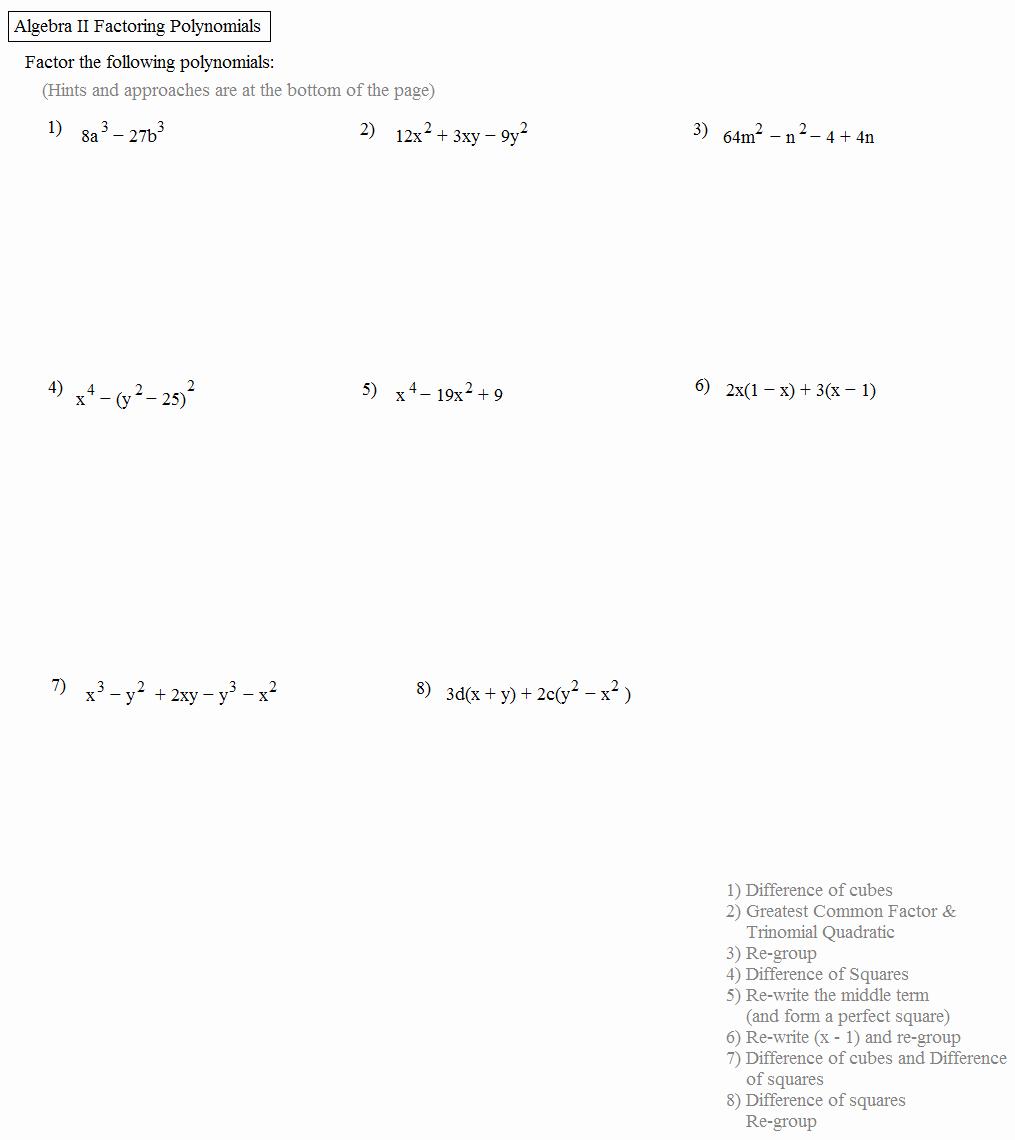 Algebra 1 Review Worksheet Best Of Math Plane Algebra Ii Review 1