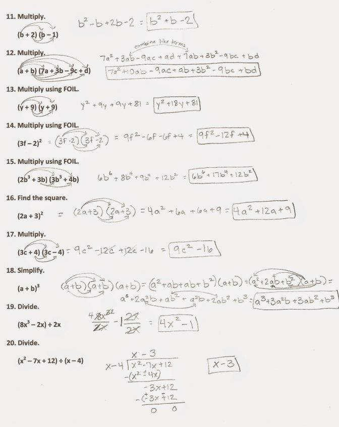 Algebra 1 Review Worksheet Elegant Algebra 1 Review Worksheets