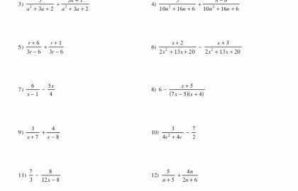 Algebra 2 Factoring Worksheet Best Of 24 Algebra 2 Factoring Worksheet Key