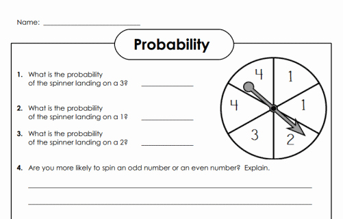 Algebra 2 Probability Worksheet Awesome Investigate Chance Processes and Develop Use and