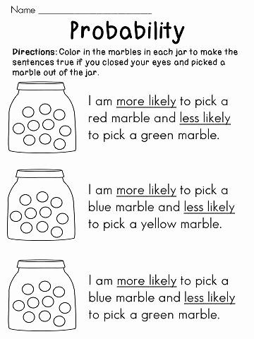 Algebra 2 Probability Worksheet Awesome Probability Activities Mega Pack Of Math Worksheets and