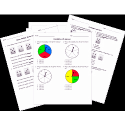 Algebra 2 Probability Worksheet New Statistics and Probability Tests and Worksheets for