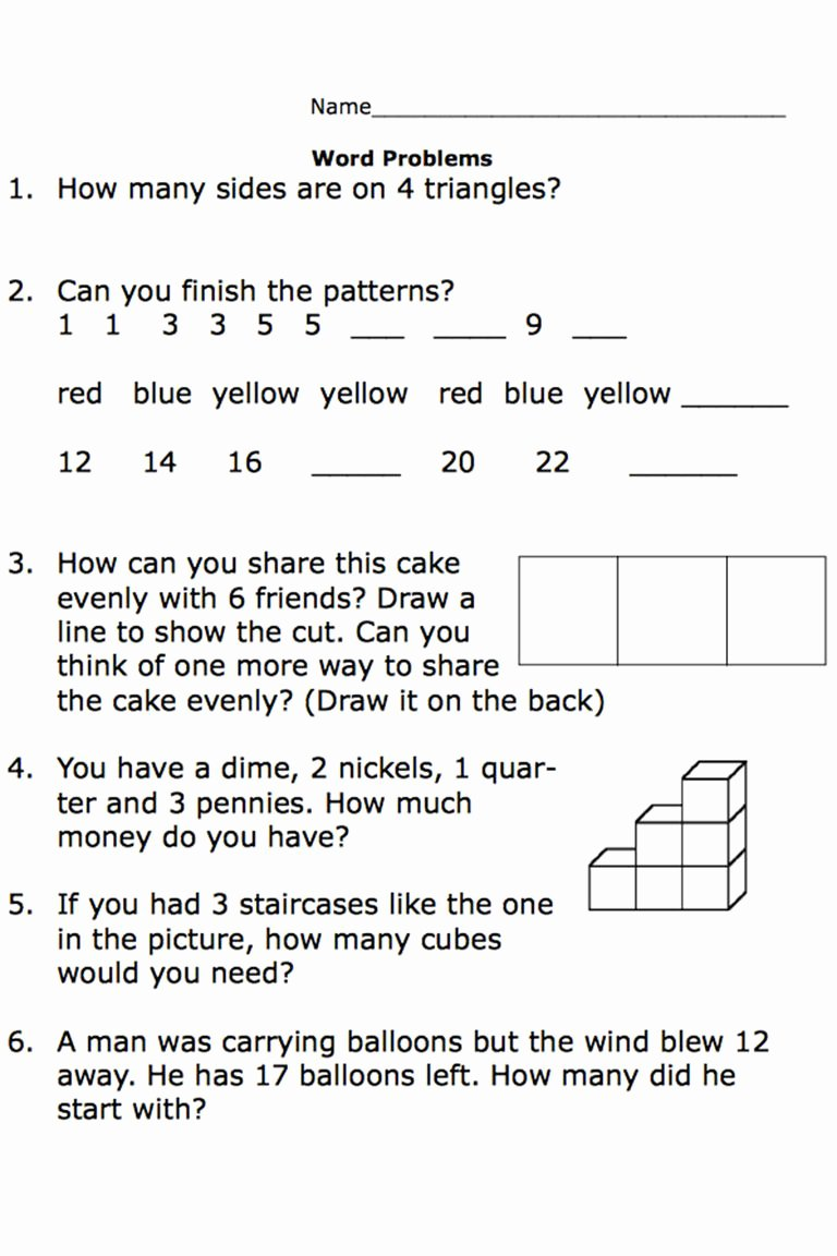 Algebra 2 Word Problems Worksheet Beautiful Printable Second Grade Math Word Problem Worksheets