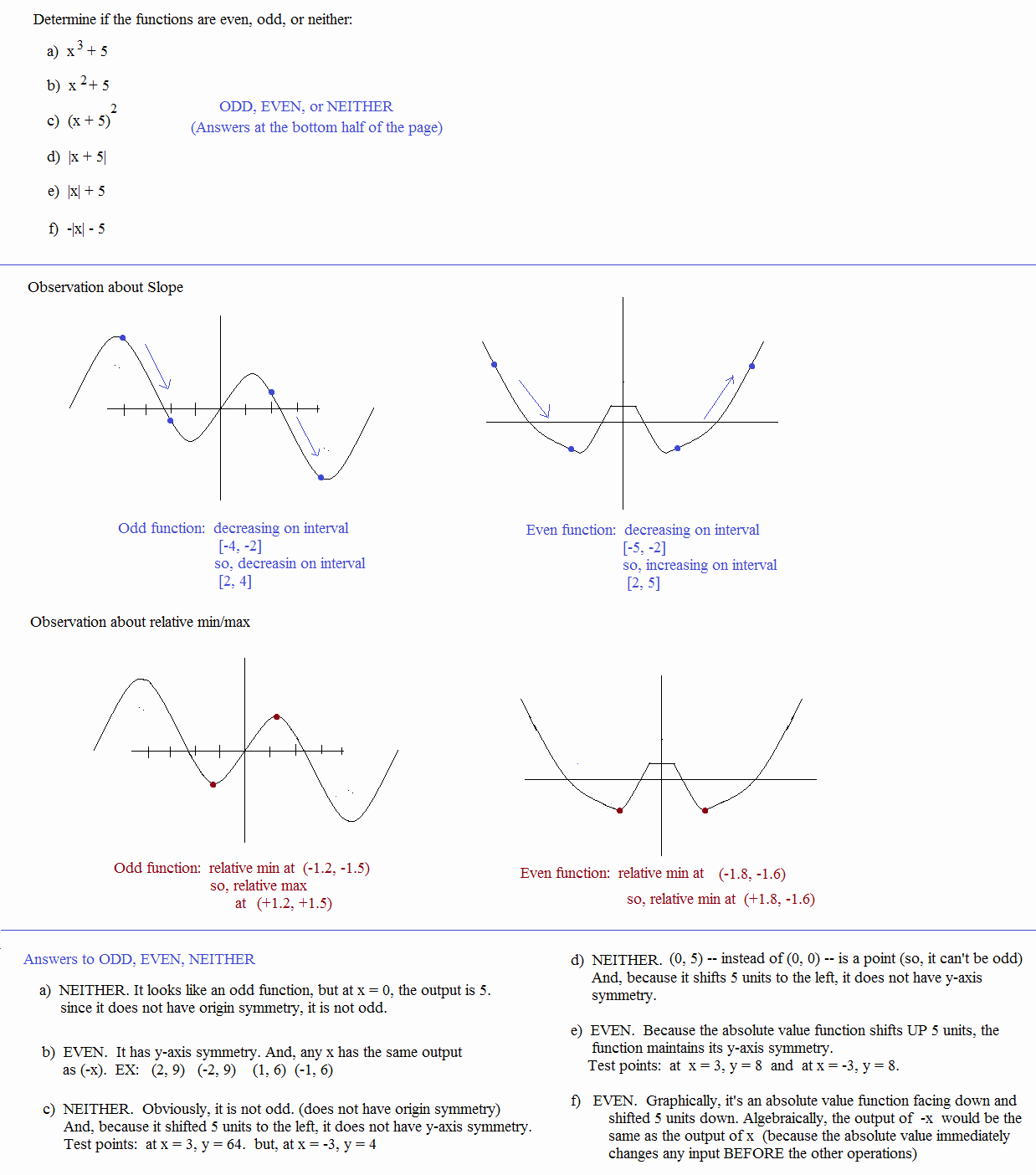 Algebra 2 Worksheet Pdf Best Of Math Plane Graphing Iii Identifying Functions