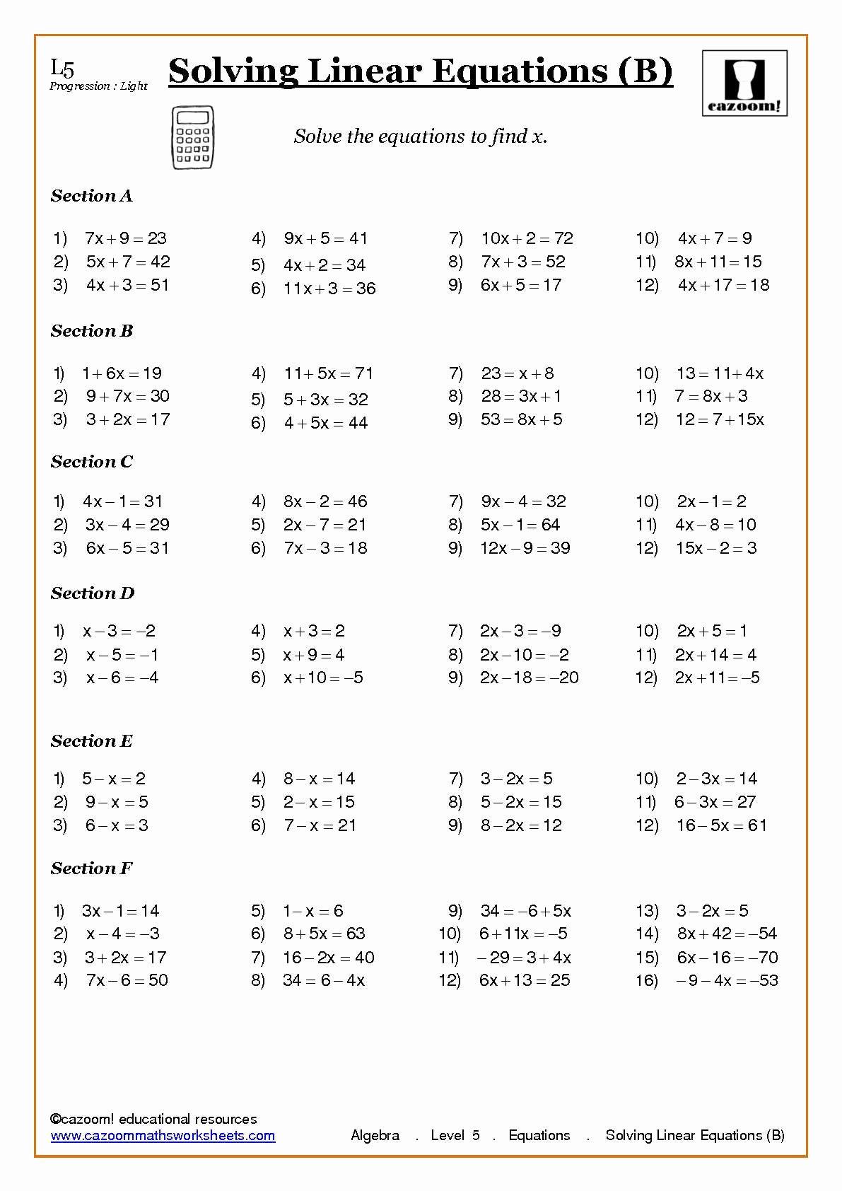 Algebra 2 Worksheet Pdf Elegant Cazoommathsworksheets
