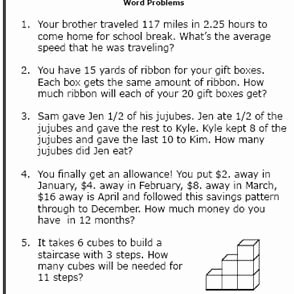Algebra Word Problems Worksheet Pdf Awesome 6th Grade Math Word Problems