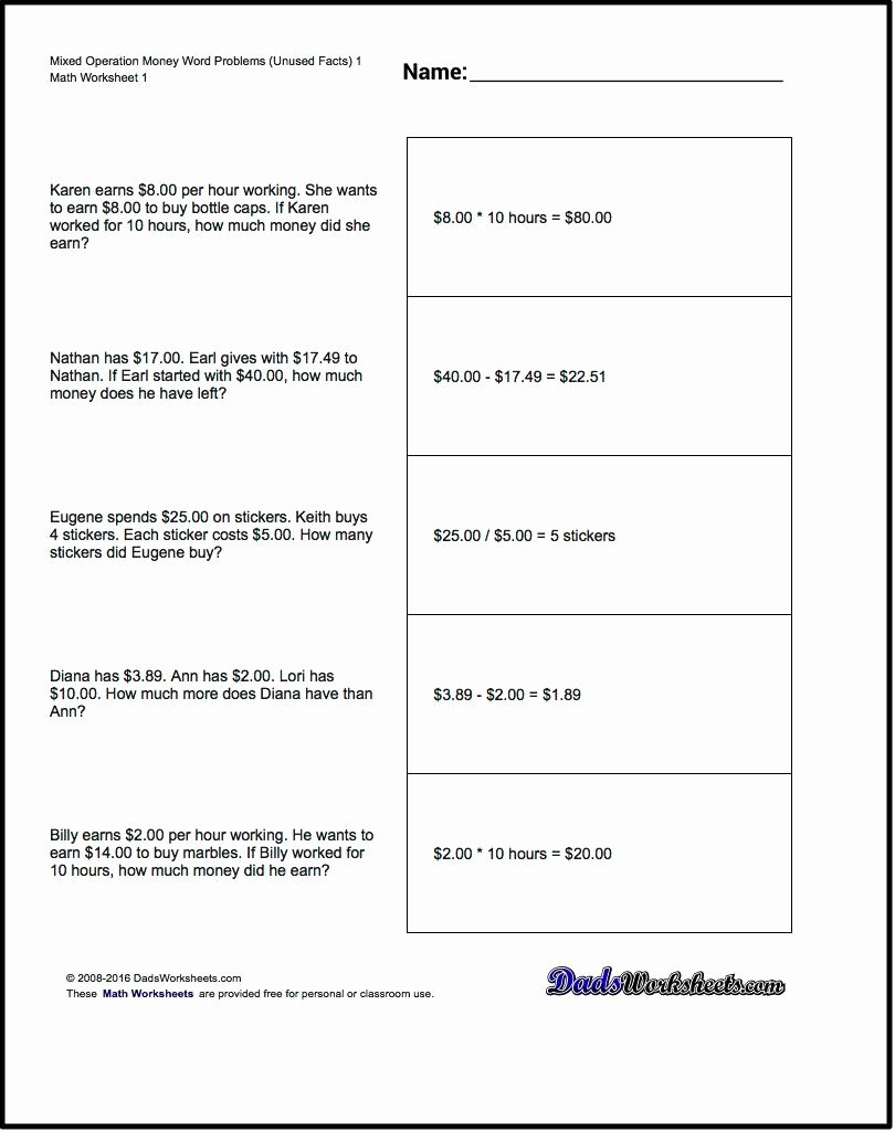 Algebra Word Problems Worksheet Pdf Awesome Simple Interest Word Problems Worksheet with Answers Pdf