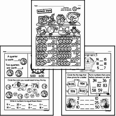 Algebra Word Problems Worksheet Pdf Fresh Free First Grade Money Math Pdf Worksheets